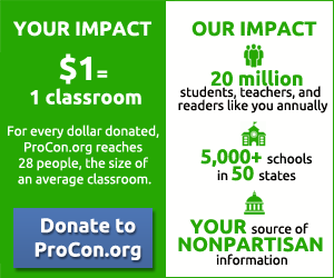 Donate to ProCon.org